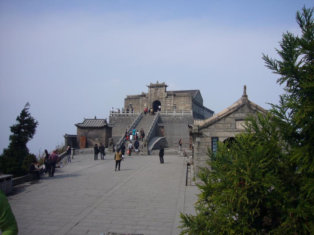 zhurong-peak